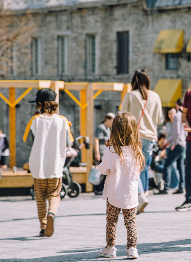 Find Gifts for Mother's Day in Old Montreal