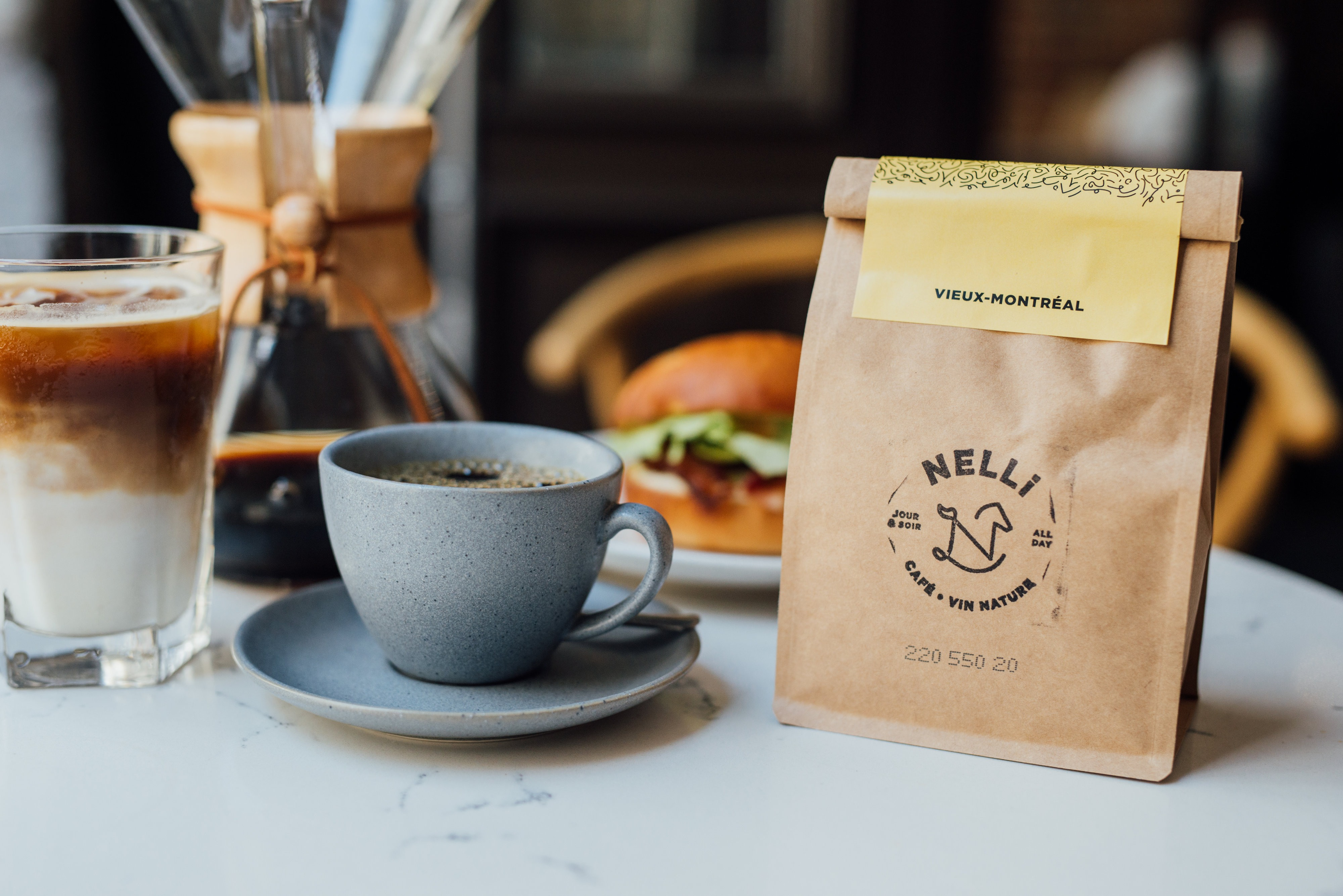 Café Nelli + Vin nature