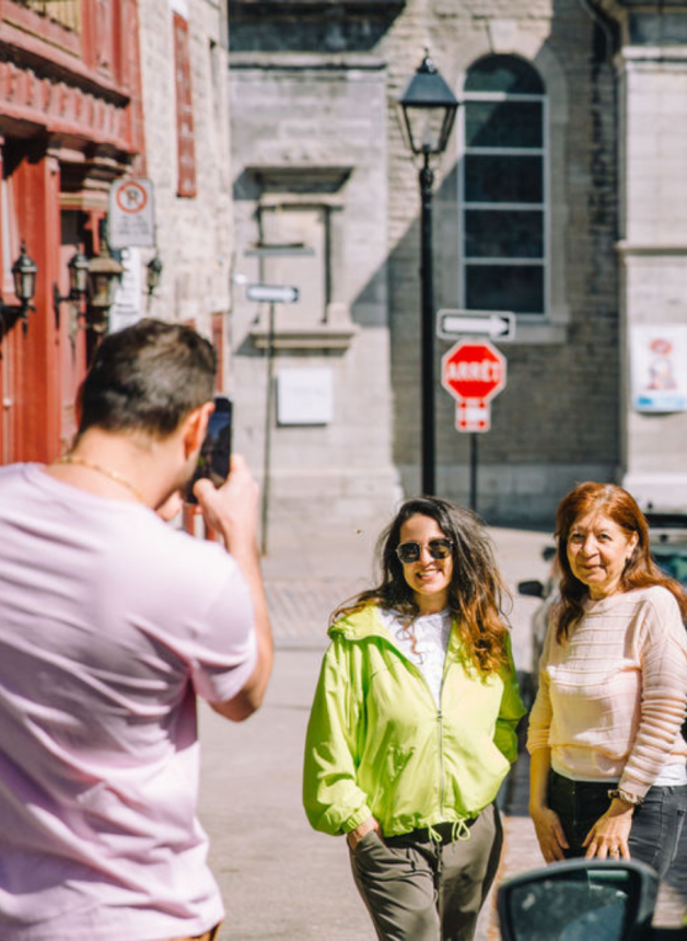 Photowalk Through Old Montreal – Pretty Spots for Photo Ops