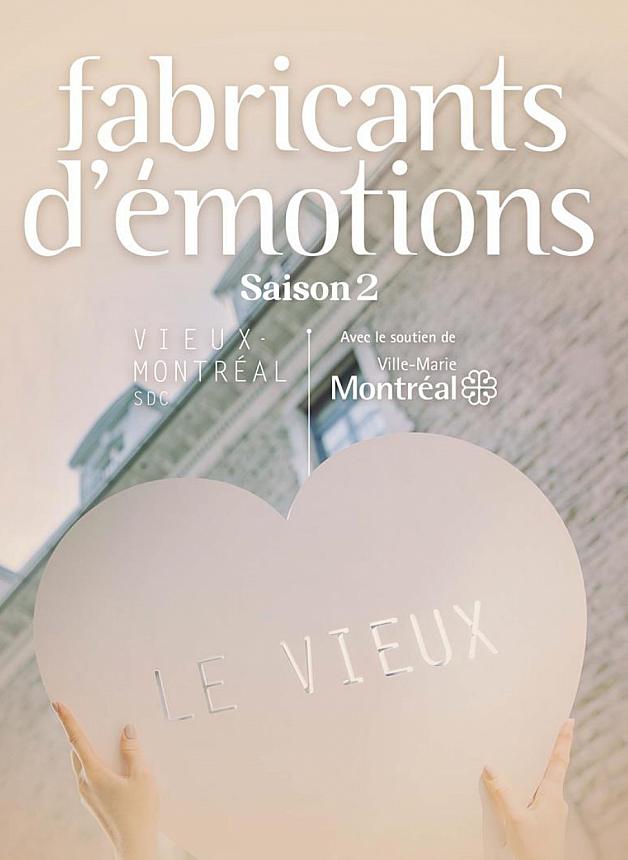 La web série Fabricants d'émotions est de retour avec sa 2e saison !