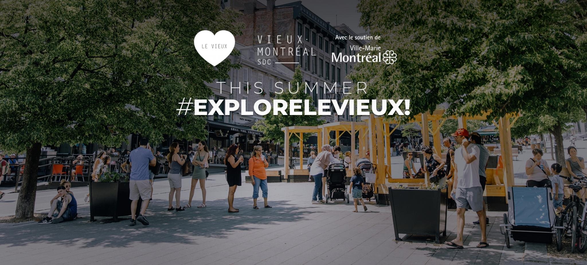 Explore the Old (Été 2021)